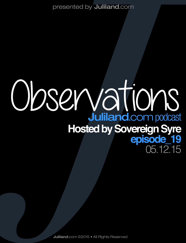 Observations_e19 – Willie Hunter