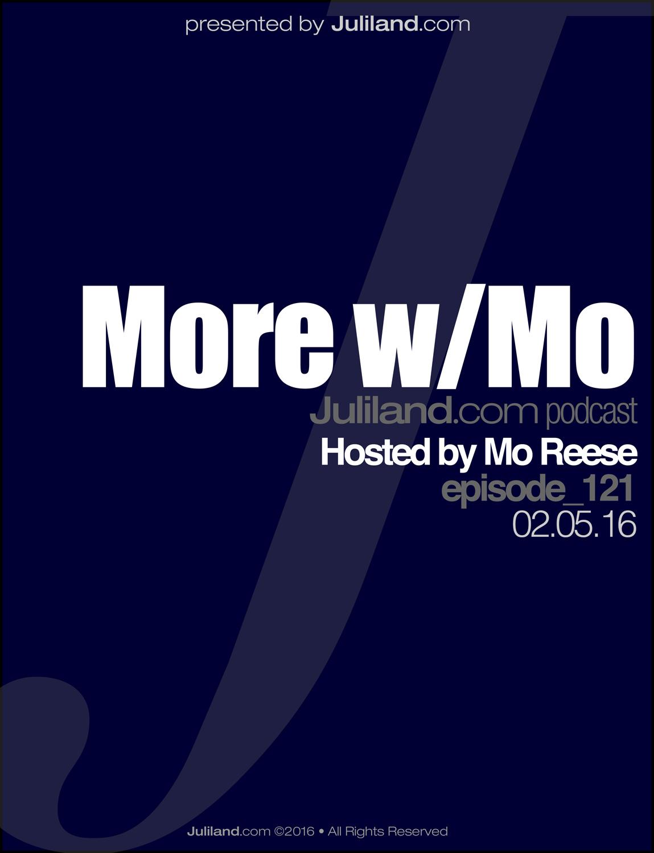 MORE w/Mo_121 – Crow Garrett
