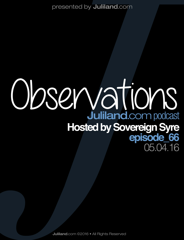 Observations_e66 – Dana Vespoli