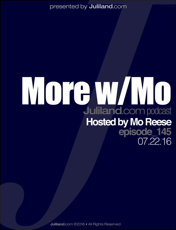 MORE w/Mo_145 – Jay Smooth