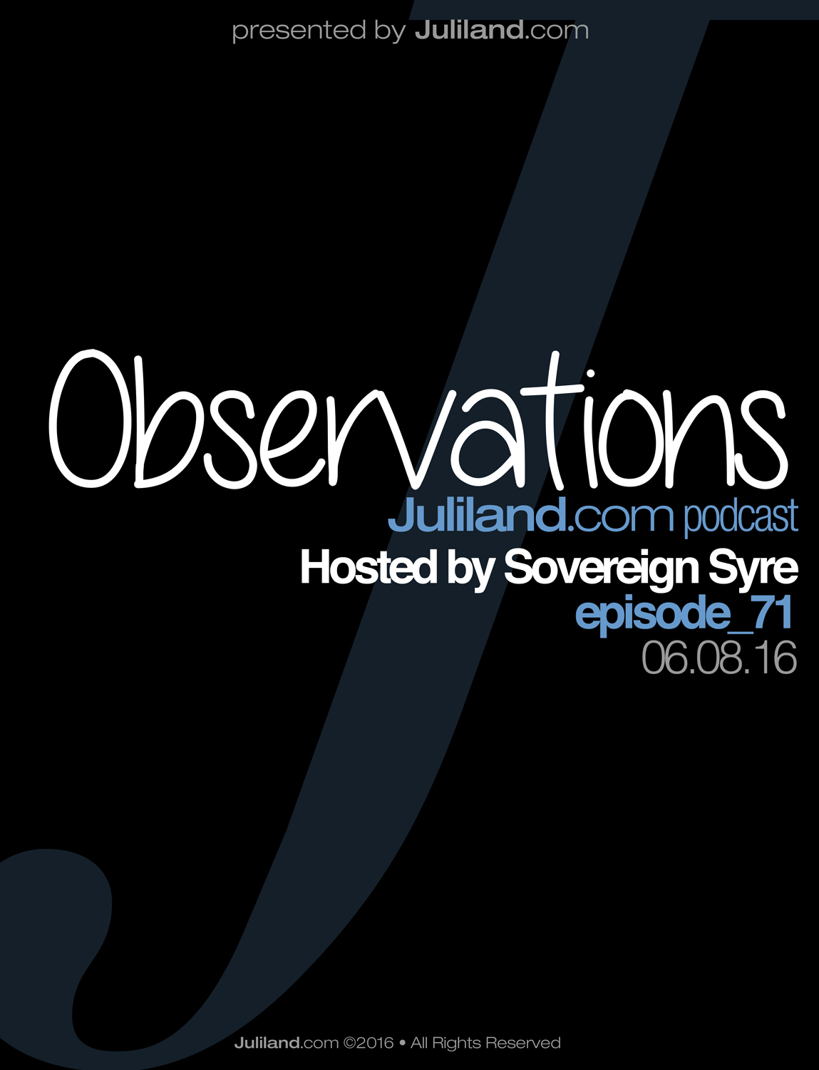 Observations_e72 – Tyler Knight